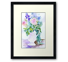 Favourite Jug Framed Print