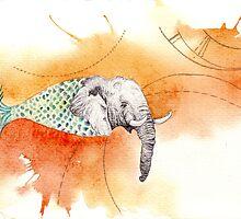 Fishephant by idanoelle