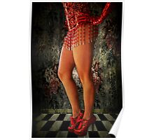 The Ruby Slippers Poster
