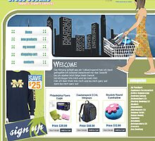 E -commerce _layout by creations4you