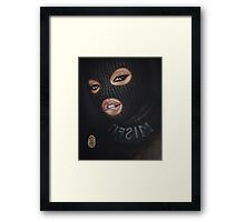 misfit-tifsim Framed Print