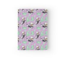 Ghost Buddies Hardcover Journal