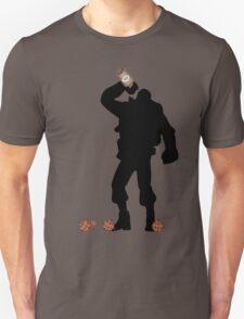 RED - Demoman Unisex T-Shirt