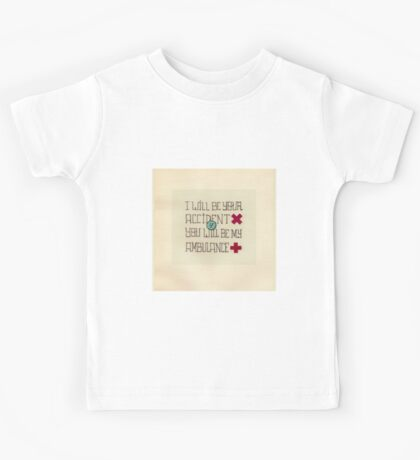 ambulance lyrics for tv on the radio Kids Tee