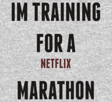 Netflix Marathon Kids Clothes