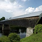 Cornish-Windsor Covered Bridge by smalletphotos
