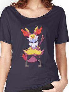 Braixen Women's Relaxed Fit T-Shirt