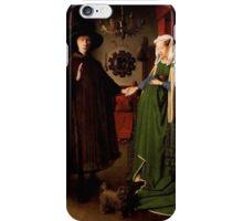 Les époux Arnolfini iPhone Case/Skin