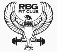 RBG fit club by Rojin Khairul