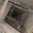 Bell tower staircase by machka
