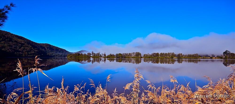 Hawkesbury River..19-6-11. by Warren  Patten