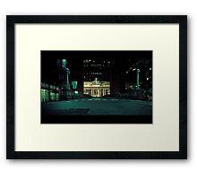 New York City, Grand Central Terminal Framed Print