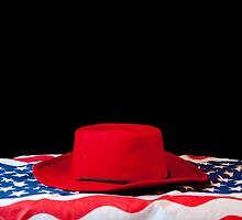 Proud to be an American  by Sherry Hallemeier