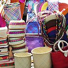Baskets galore! by Shirley  Poll