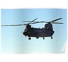 CHINOOK Poster