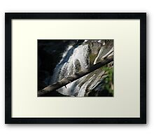 Bear Creek Falls I Framed Print