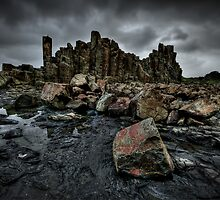 Cathedral Rocks by Jason Pang, FAPS FADPA
