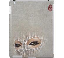 misfit-eraser iPad Case/Skin