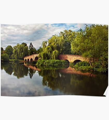 Brick bridge Poster