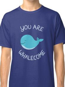 Whale, thank you! Classic T-Shirt