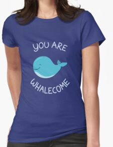 Whale, thank you! T-Shirt