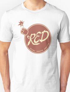 Teamfortess 2 RED T-Shirt