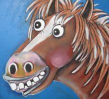 Mr Horse by Caroline  Peacock