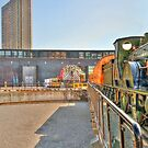 Steam Whistle Panorama HDR by Gary Cummins