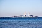 Sunshine Skyway Bridge by PhotosByHealy