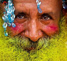 Portraits from The 2011 Coney Island Mermaid Parade -2 by alan shapiro