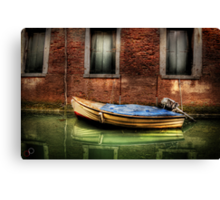 Kim - of Venice Canvas Print