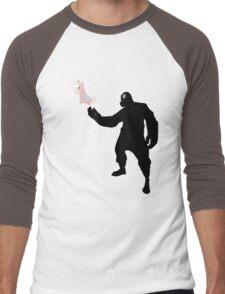 TF2 - Pyro / Pyrovision Men's Baseball ¾ T-Shirt