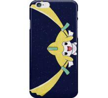 happy flying jirachi iPhone Case/Skin