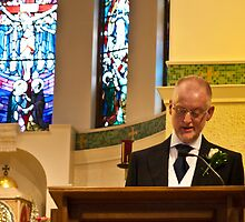 A reading by Andrew Baker by laurabaker