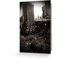 Gothic splendour 3 Greeting Card