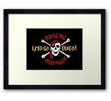 Pirates Combo Framed Print