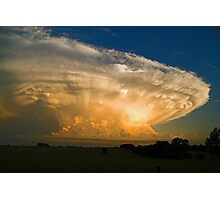 Tornadic Supercell Photographic Print