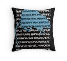 """""""The Year Of The Rat"""" Cards Throw Pillow"""