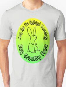 Buy Cruelty Free Unisex T-Shirt