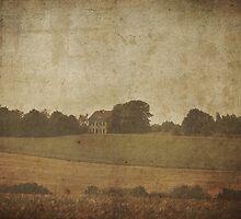 The Old Farmhouse by Denise Abé