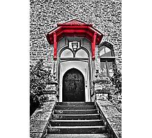 Front Door Photographic Print