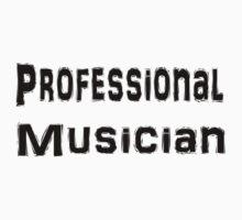 Musician One Piece - Long Sleeve