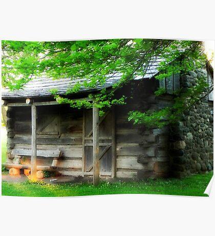 Summer Cottage © Poster