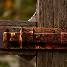 Old Latch! by vasu