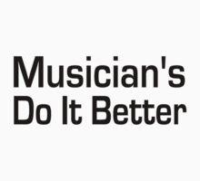 Musician Kids Tee