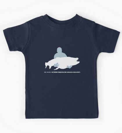 Jeremy Wade with text Kids Tee