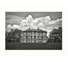 Danson Mansion, Bexley, Kent Art Print