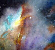 N11b Large Magellanic Cloud by Allison Ashton