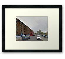 LONDON_View 020 Framed Print