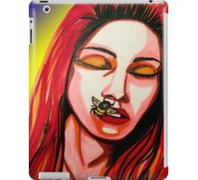 Lana and the Bee iPad Case/Skin